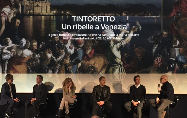 Tintoretto un ribelle a Venezia recensione