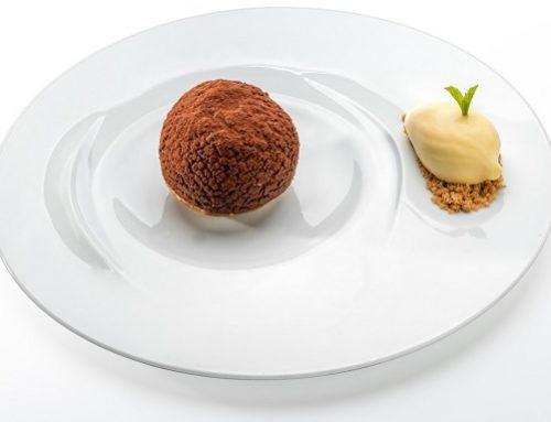 Tirami choux: la dolce specialità del Ristorante Carignano
