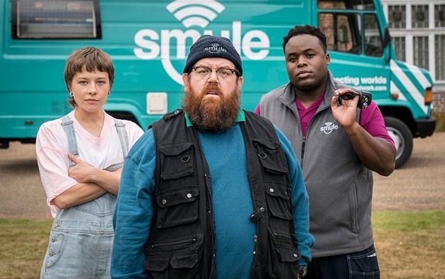Truth Seekers trama, trailere, recensione Amazon Prime