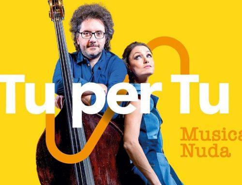 I Musica Nuda cantano per il Cesvot – Centro Servizi Volontariato Toscana
