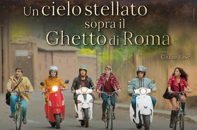 Un cielo stellato sopra il ghetto di Roma: un film di Giulio Base
