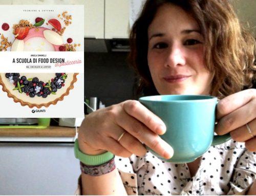 Angela Simonelli: l'arte di costruire una ricetta buona ma soprattutto bella