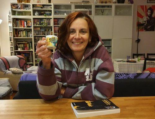 Un caffè con Laura Bertoncin autrice del giallo Samanta il caso non è tuo