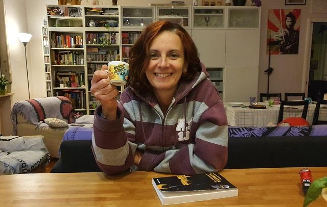 Un caffè con Laura Bertoncin autrice del giallo Samanta, il caso non è tuo