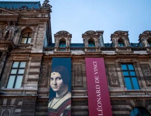 Una notte al Louvre: Leonardo da Vinci il docu-film al cinema