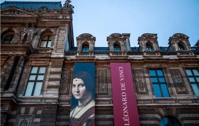 Una notte al Louvre Leonardo da Vinci il docu-film al cinema