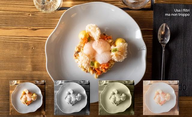 Giornata Mondiale della Fotografia 6 consigli per foto food perfette