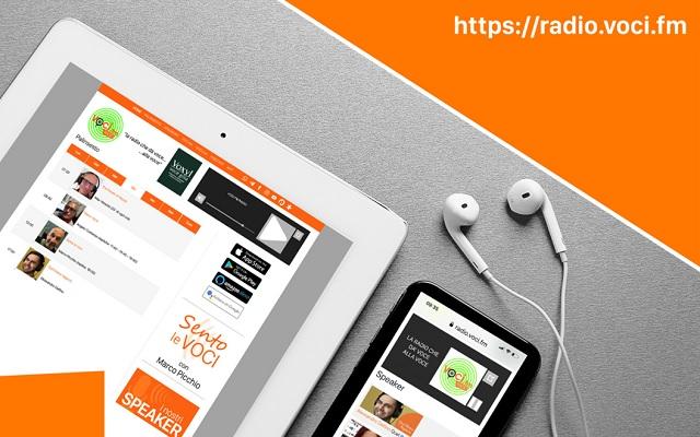 VOCI.fm Radio, la nuova web radio per chi lavora con la voce e non solo