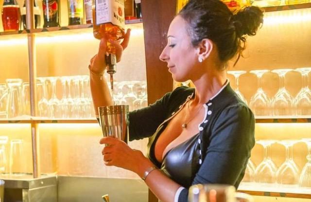 Cocktail Giulietta degli Spiriti la dedica della bartender Bassetti a Fellini