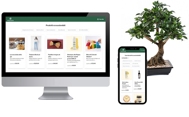 Vezua, il marketplace che crea foreste con i ricavi, si internazionalizza