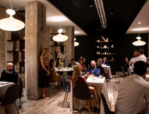 5 Senses Dinner: cena stellata con lo chef Domenico Iavarone