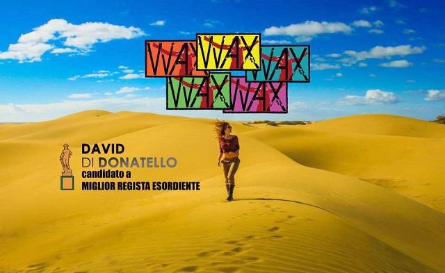 WAX-Lorenzo Corvino candidatura ai David di Donatello
