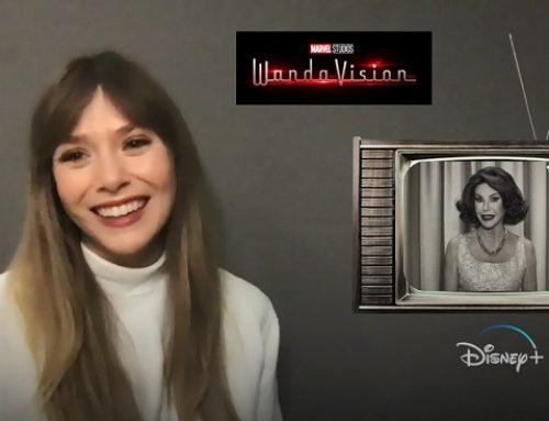 WandaVision: Emanuela Folliero e Susanna Messaggio intervistano il cast