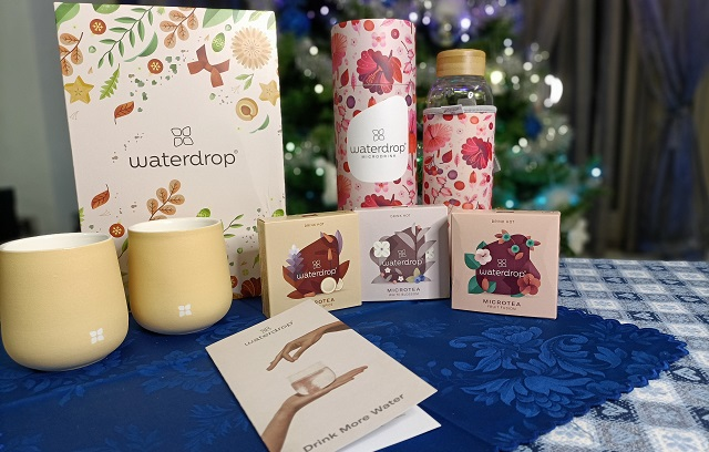 Waterdrop® la rivoluzione nel rito del te e che ti aiuta a bere di più