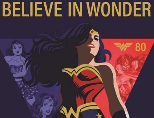 """Believe in Wonder"": campagna per l'80° anniversario di Wonder Woman"