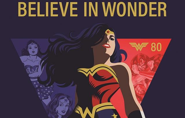 Believe in Wonder campagna per l'80° anniversario di Wonder Woman
