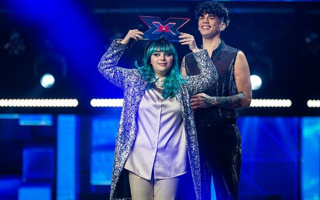 X Factor 2020 è Casadilego la vincitrice del talent show di Sky