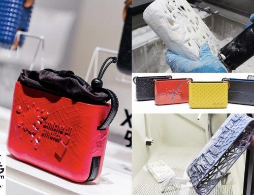 Accessori fatti con stampanti 3D: il successo di XYZBag di Torino