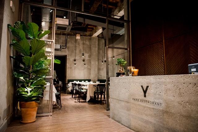 yard restaurant