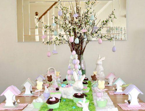 Albero di Pasqua fai da te: ecco come realizzarlo in casa