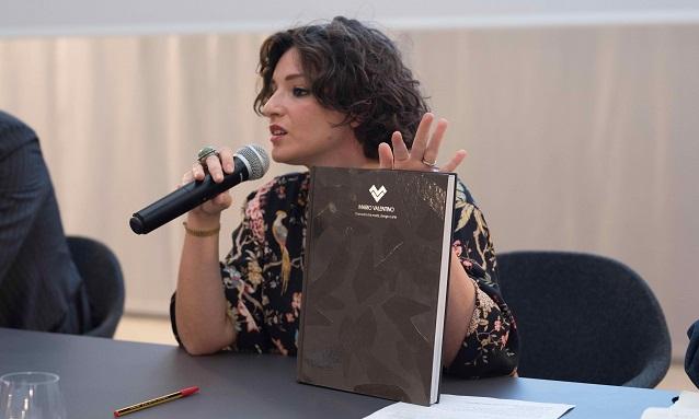 Mario Valentino romanzo Skira editore