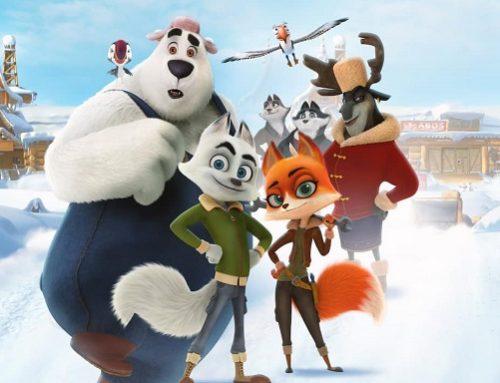 """Arctic Dogs migliore animazione a """"Cartoons on the Bay"""""""