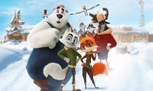 Arctic Dogs migliore animazione a