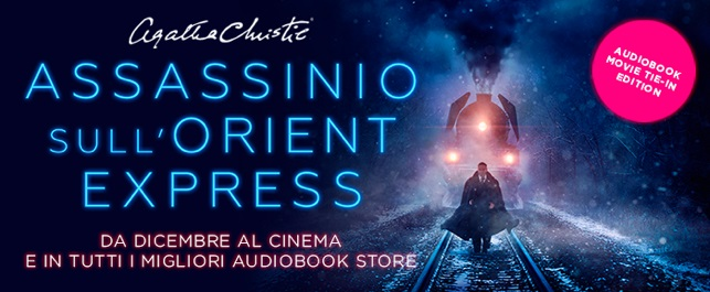 audiobook Assassinio sull'Orient Express