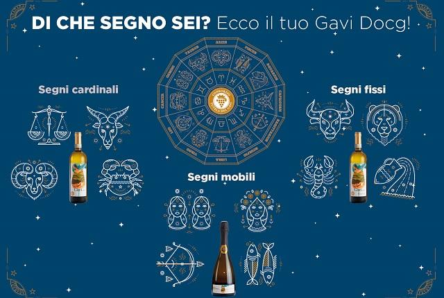 Il doppio anno astrologico del Gavi Docg: un toro dal carattere cortese