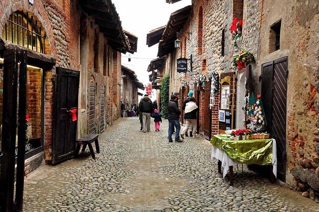 villaggi di Babbo Natale