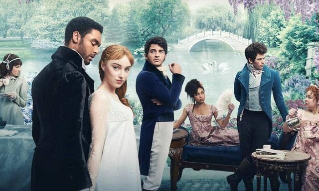 Bridgerton, la nuova serie storica di Netflix diretta da Shonda Rhimes