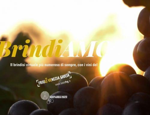 BrindiAMO FVG: in mille da 30 Paesi per brindare con i vini bianchi friulani