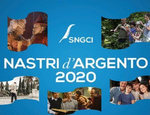 Nastri d'Argento 2020: tutte le candidature della 74.ma edizione