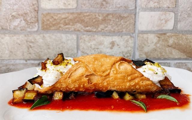 Cannolo alla Norma: una ricetta tra Tacchi & Sapori