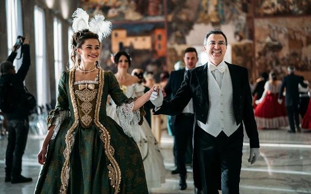 Carnevale di Roma 2020 apre con il Gran Ballo di Carnevale tra le Epoche