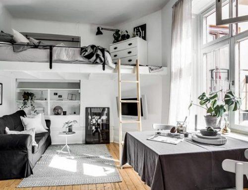 Come ricavare spazio in una casa piccola: trucchi e consigli