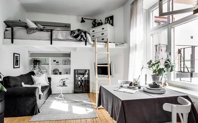 Come ricavare spazio in una casa piccola trucchi e consigli