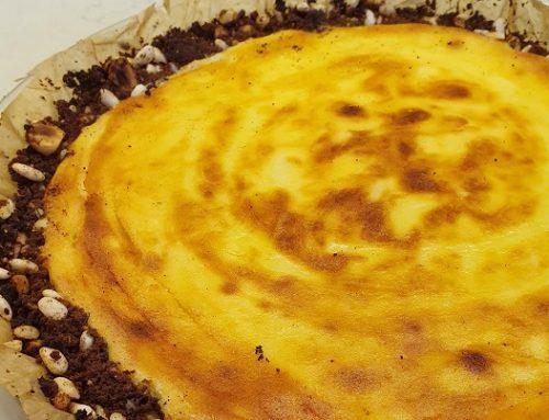 Cheesecake Pan di Stelle e Nutella: la ricetta per una merenda da sogno