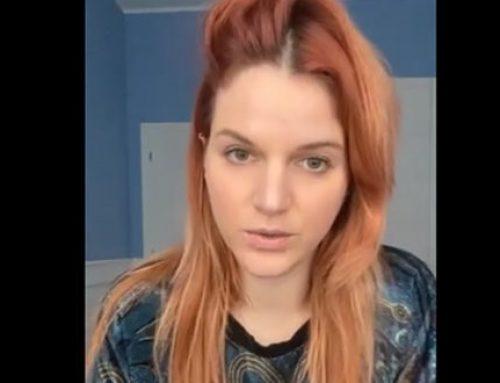 Coronavirus: videoappello di Chiara Galiazzo per la donazione del sangue