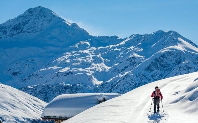 Ciaspole che passione Gli itinerari più belli della Valtellina