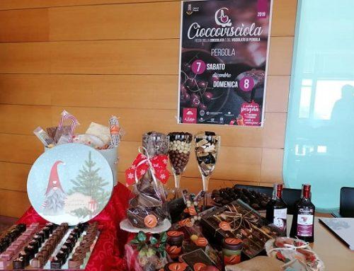 CioccoVisciola di Natale: a Pergola mercatini, concerti e tante novità