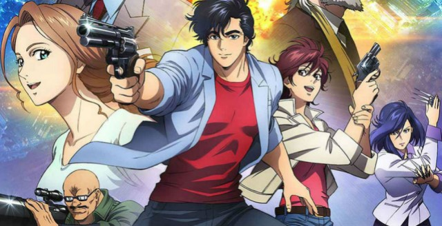 City Hunter: Private Eyes recensione