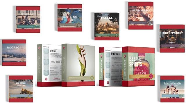 Boscolo: lancio della nuova collezione Boscolo Gift 2020