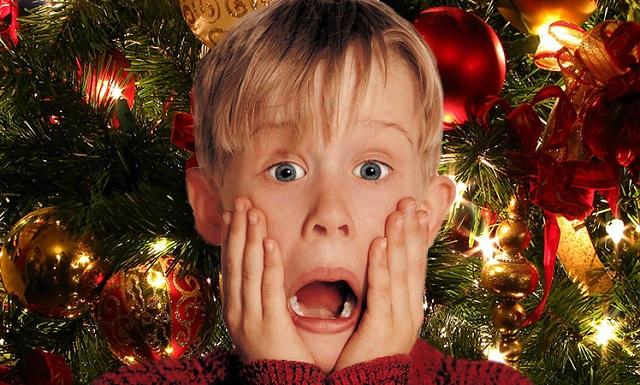 Come sopravvivere alle vacanze natalizie in casa con bambini e consorte
