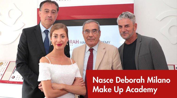 passione make up Deborah Milano Academy
