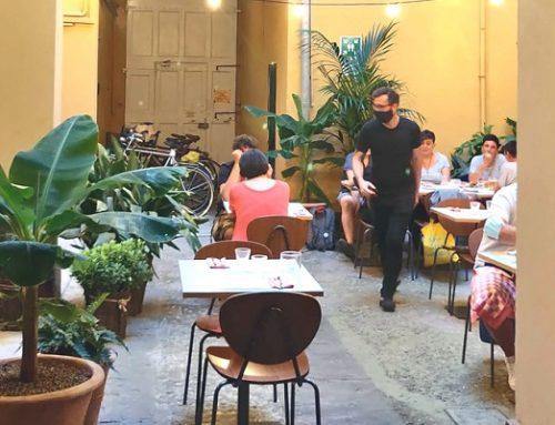 """Berberè Bologna: nuovo dehors per gustare la loro pizza """"en plein air"""""""