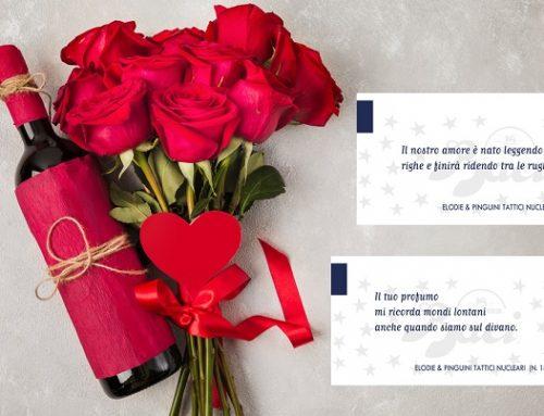 San Valentino, ecco la dichiarazione d'amore ideale per gli italiani