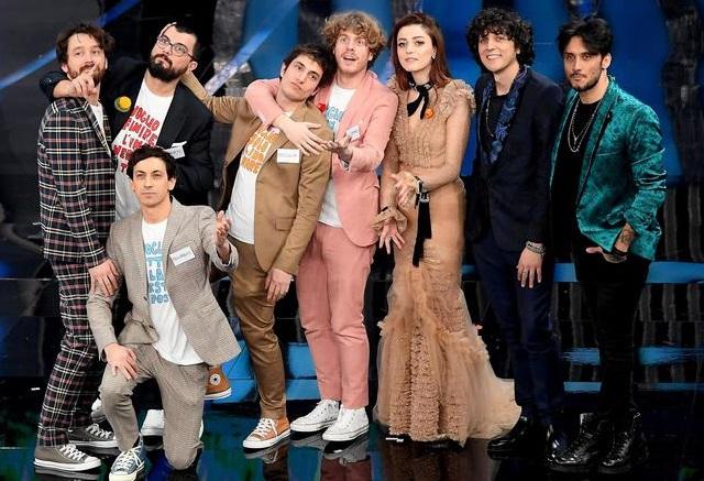 Sanremo 2018 i vincitori