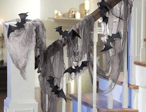Come decorare casa per Halloween con gusto… spaventoso!!