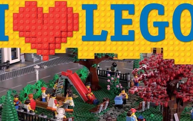 I love lego Milano